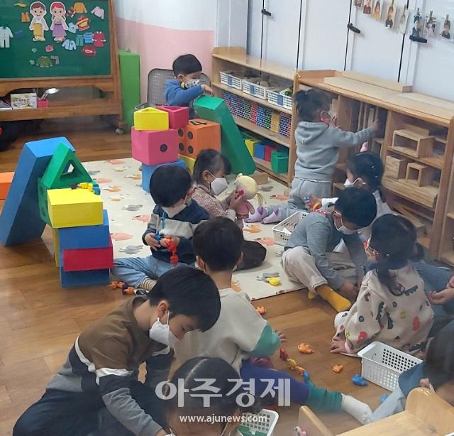 [르포] 코로나속 울산 어린이집·초등학교 첫 등교 현장을 가다