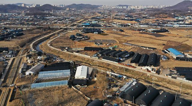 韩国土部门员工涉嫌投机性购地 文在寅下令全面彻查