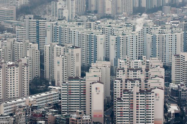 관리비 저렴·주거 쾌적 대단지 아파트 인기