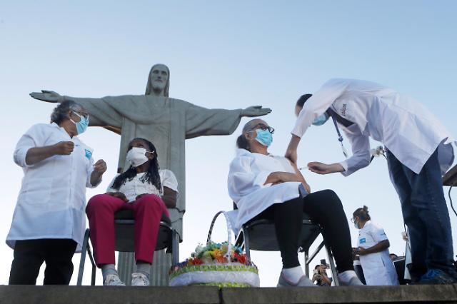 브라질발 변이 P.1는 재감염 코로나19?...코로나 악몽, 풍토병化하나
