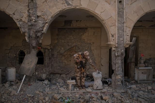 보복의 보복 낳는 이라크...미군 주둔기지, 10발 이상 로켓 공격 당해