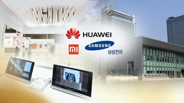 三星小米等发布高性价比产品 积极在全球拓张市场