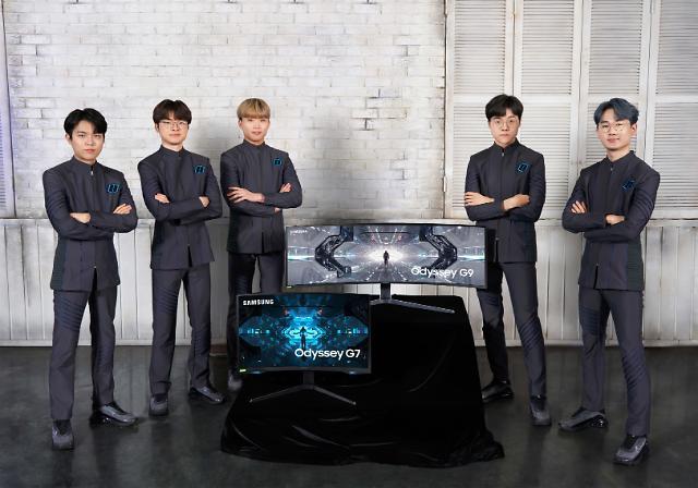 疫情下去年全球游戏显示器出货量翻倍 韩厂商决战高端市场
