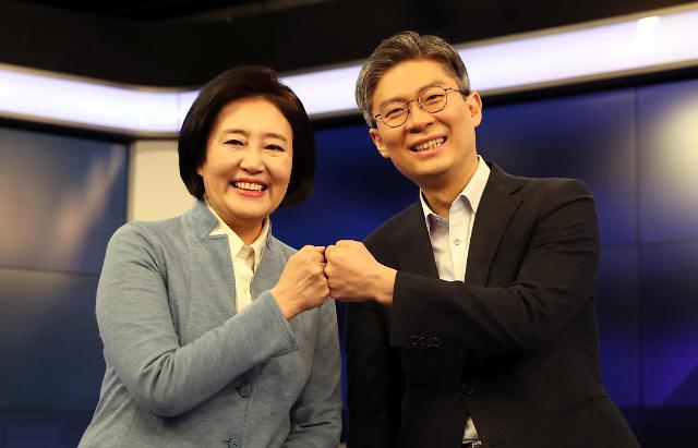 [4·7 재보선] 박영선-조정훈 범여권 후보 자리 놓고 맞붙었다...부동산 정책 팽팽
