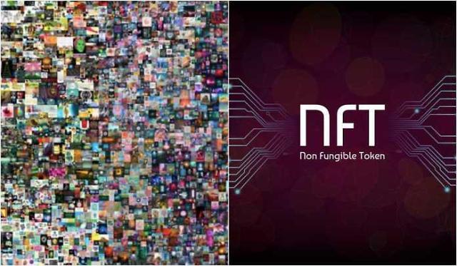 암호화폐로 예술 소유하는 NFT…콘텐츠 플랫폼의 혁명 되나