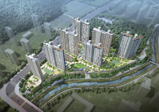 GS건설, '계룡자이' 모델하우스 오픈