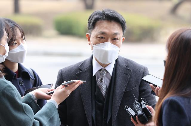 """김진욱 """"윤석열 사퇴 안타까워…김학의 사건 재이첩 유동적"""""""