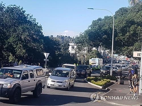 뉴질랜드 강진에 쓰나미 우려...불의 고리 일본도 긴장