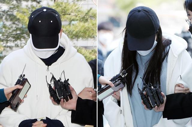 [슬라이드 뉴스] 8살 딸 학대 치사혐의 20대 부부, 구속 갈림길