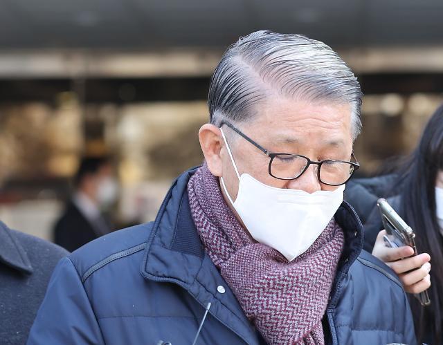 [종합] 檢, SK그룹 압수수색…최신원 구속기소