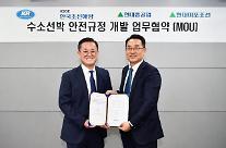 韓国造船海洋、世界初の「水素船舶国際標準」開発の推進