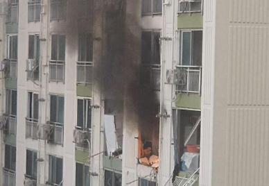 [서울 정릉 아파트 화재] 가스 폭발 원인 추정... 피해 주민 45명 임시 거처로