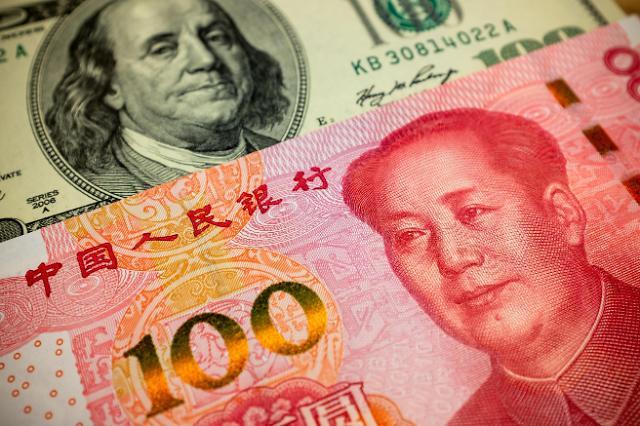 2월 중국 외환보유액 두달 연속 감소