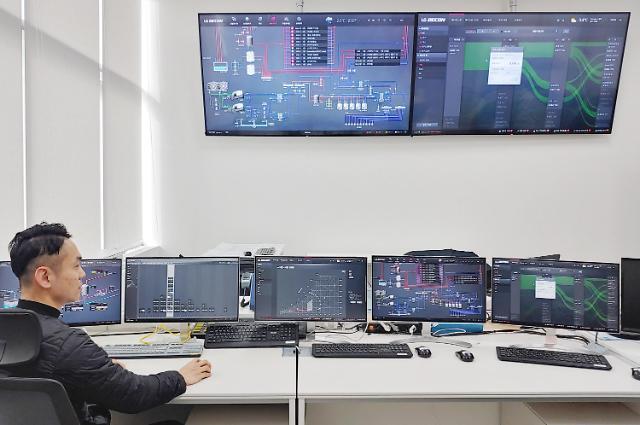 LG전자 시공 풀무원기술원,  'BEMS 1등급' 획득...온실가스↓·에너지효율↑