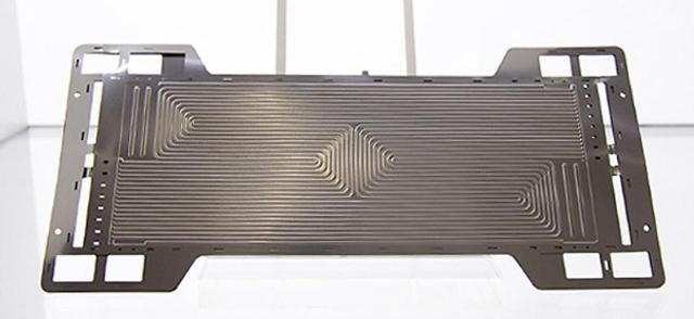 포스코인터, '수소전기차 핵심부품' 생산케파 7배로 키운다