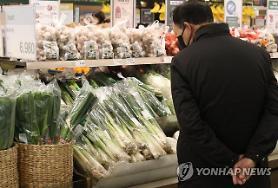韓国、1月の食品物価上昇率OECD4位・・・2月も9年6ヵ月ぶりの最大