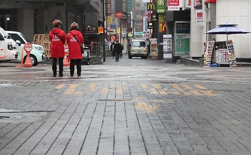 Lượng khách nước ngoài đến Hàn Quốc trung bình hàng tháng dưới 10.000 lượt từ tháng 4 đến tháng 12 năm ngoái