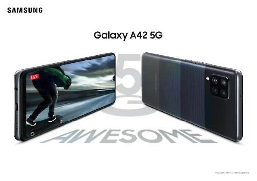Samsung sẽ ra mắt điện thoại thông minh Galaxy A42 5G tại Hàn Quốc trong tuần này