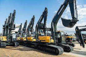 現代建設機械、新興市場で相次いで受注成功
