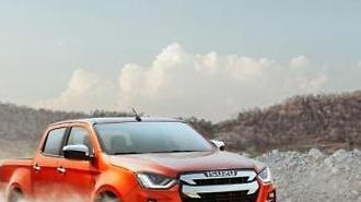 [NNA] 日 이스즈車, 필리핀에 신형 D-MAX 출시