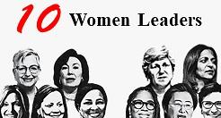 세계 여성의 날, 2021년 주목해야 할 여성 CEO 10인