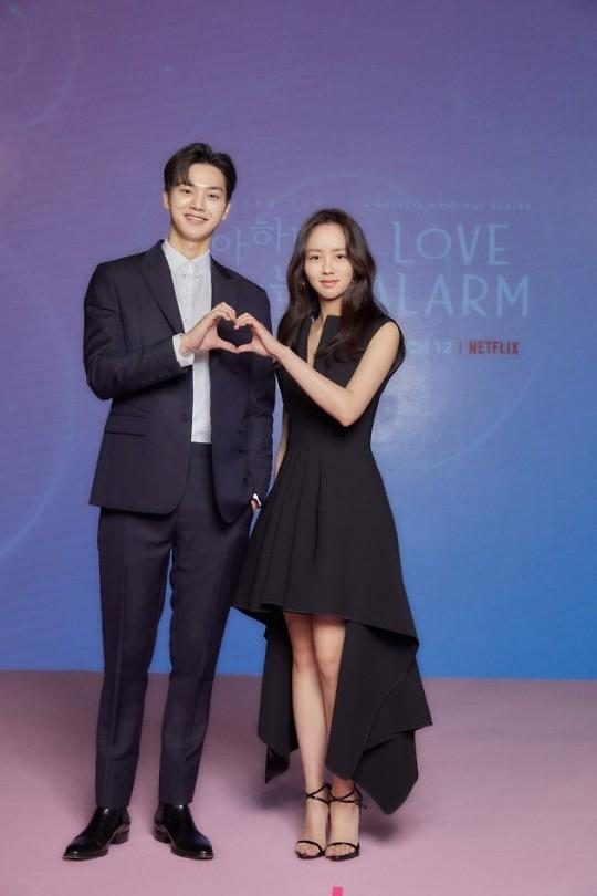 [종합] 좋아하면 울리는2 송강·김소현·정가람이 그리는 어른의 로맨스