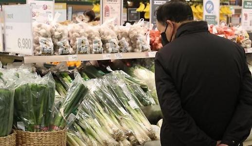 Giá tiêu dùng tại Hàn Quốc có xu hướng tăng nhanh