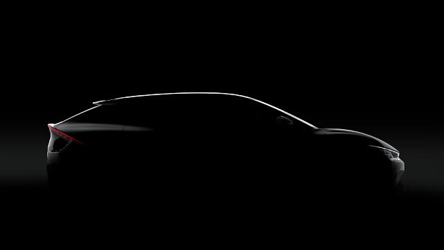 Kia releases teaser images for first EV based on dedicated battery platform