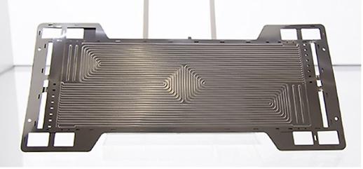 Posco SPS nâng cao năng lực sản xuất thiết bị phân tách bằng thép không gỉ cho xe chạy pin nhiên liệu hydro