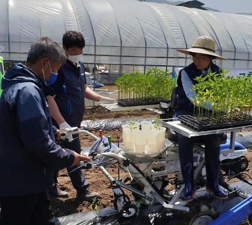 Hàn Quốc dỡ bỏ một loạt quy định trong lĩnh vực nông nghiệp để tăng cường phát triển