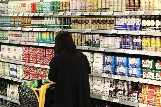 没有什么一杯酒解决不了 韩国人每月9天借酒消愁