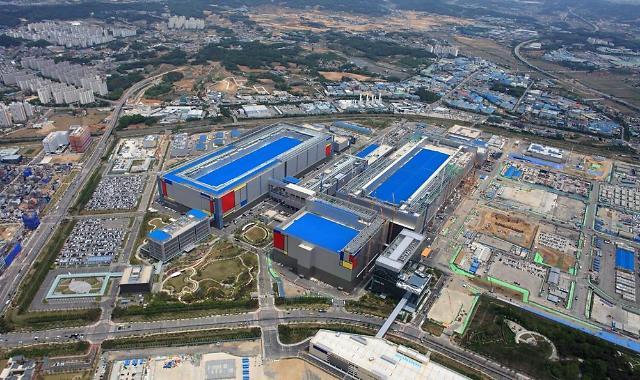'세계 1위 저력' 삼성전자, 반도체 생산능력 첫 1조개 넘었다