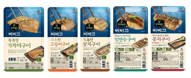 CJ Cheil Jedang boosts grilled fish HMR production due to growing popularity