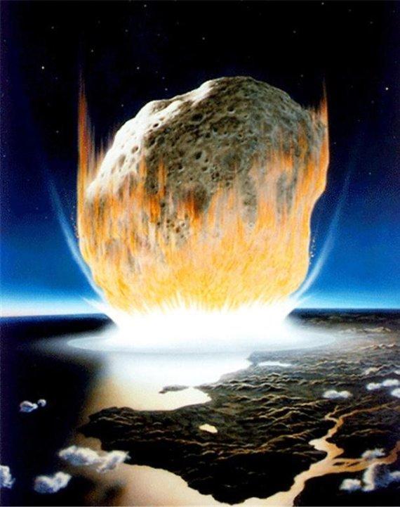 히로시마 원폭 90 배급 소행성이 지구에 스쳐 … 8 년 후