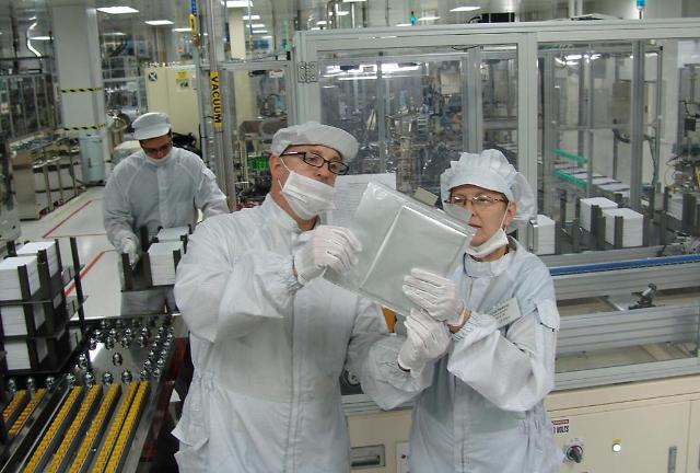 LG battery unit unveils $4.42 bln new investment to boost production in U.S.