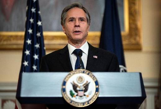 美国务院:布林肯巡访日韩将讨论中国问题