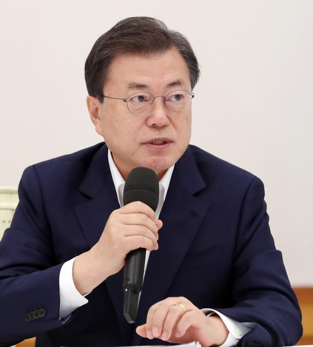 [한국갤럽] 文 지지도 38%·부정 평가 54%…LH 투기 의혹 사태 여파