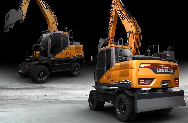斗山工程机械2月在华销量同比大增264% 市场份额重回外资之首