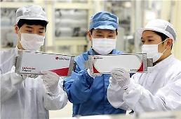LGエネルギーソリューション、米に5兆ウォン投資…バッテリー領域の拡大へ