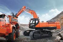 「中国1位の奪還」斗山インフラコア、掘削機の販売量 前年比3倍↑
