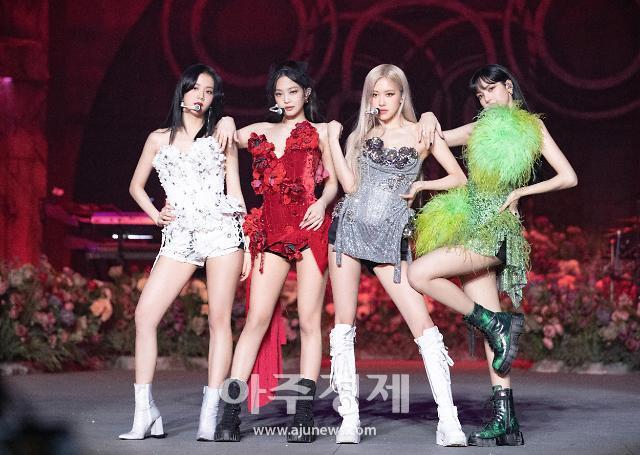 뮤비 8억뷰의 위엄 블랙핑크, 걸그룹 브랜드 평판 1위…2위 브레이브걸스·3위 아이즈원