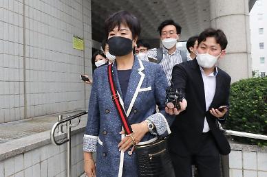 목포 투기 의혹 손혜원, 2심서도 무죄 주장
