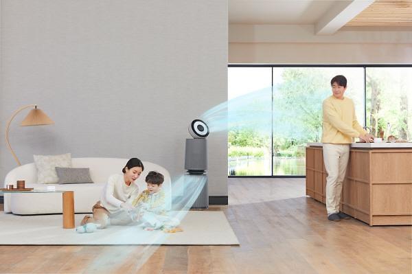 LG 퓨리케어 360˚ 공기청정기 알파 청정 성능과 고객 편의성 강화