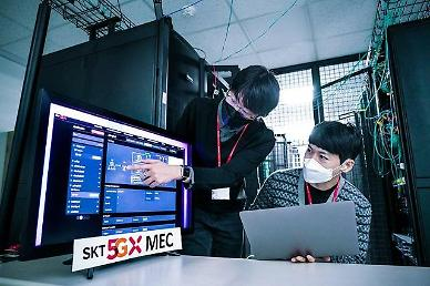 SK Telecom teams up with SingTel to run cloud game on 5G MEC platforms