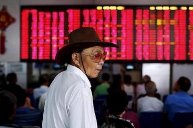 [중국증시 마감]1분기 경제성장률 급등에 상하이·선전 상승