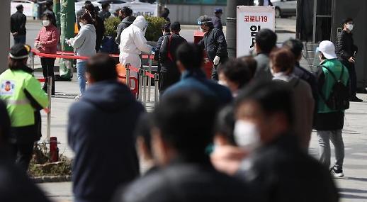 韩国新增469例新冠确诊病例 累计96849例
