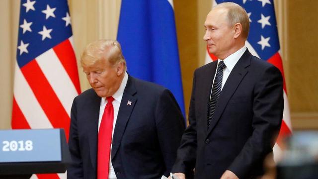 """점점 어두워지는 트럼프 재선...美정보국 """"푸틴, 작년에도 트럼프 도왔다"""""""