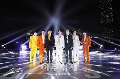 한국 최초의 아이콘 BTS, 다이너마이트로 美 더블 플래티넘