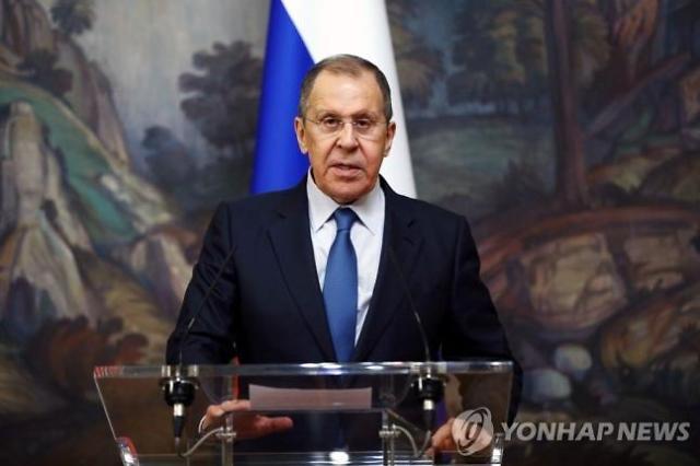 러시아 장관, 내주 8년 만에 방한...美세력 확장 견제 나서나