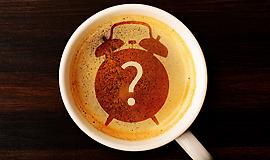 춘곤증과의 싸움, 커피를 마셔야 할 최적의 타이밍은? [카드뉴스]